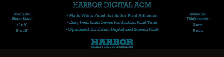 Harbor Homepage